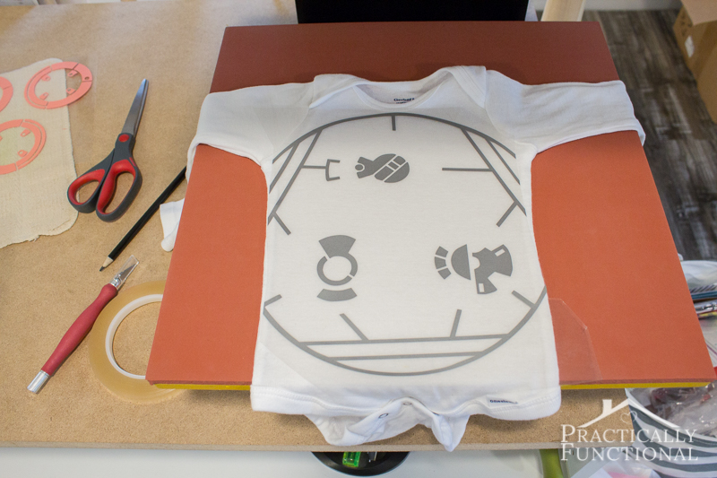 DIY BB8 Costume For Baby