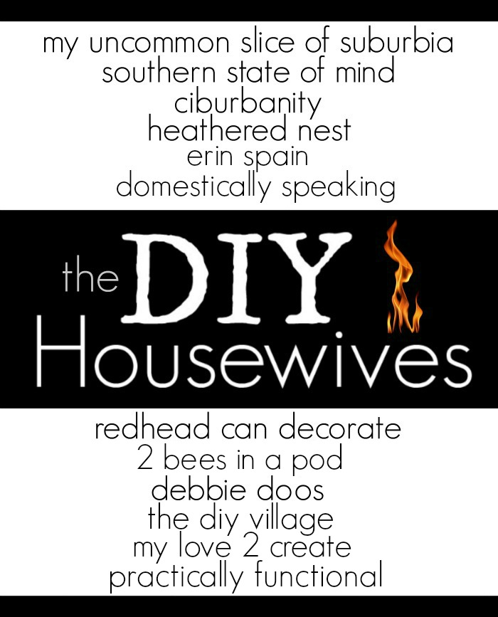 NEW DIY Housewives flame 5 1
