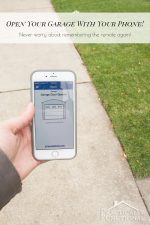 Open Your Garage Door With Your Phone!
