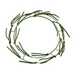 """18"""" wire work wreath form"""