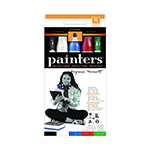 Elmer's Painters opaque paint markers - Bright Colors - Medium Point