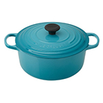 Le Creuset 5.5 quart round Dutch oven