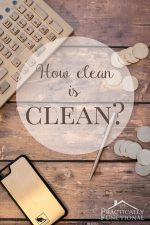 How Clean Is Clean?