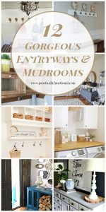 12 Gorgeous Entryways & Mudrooms