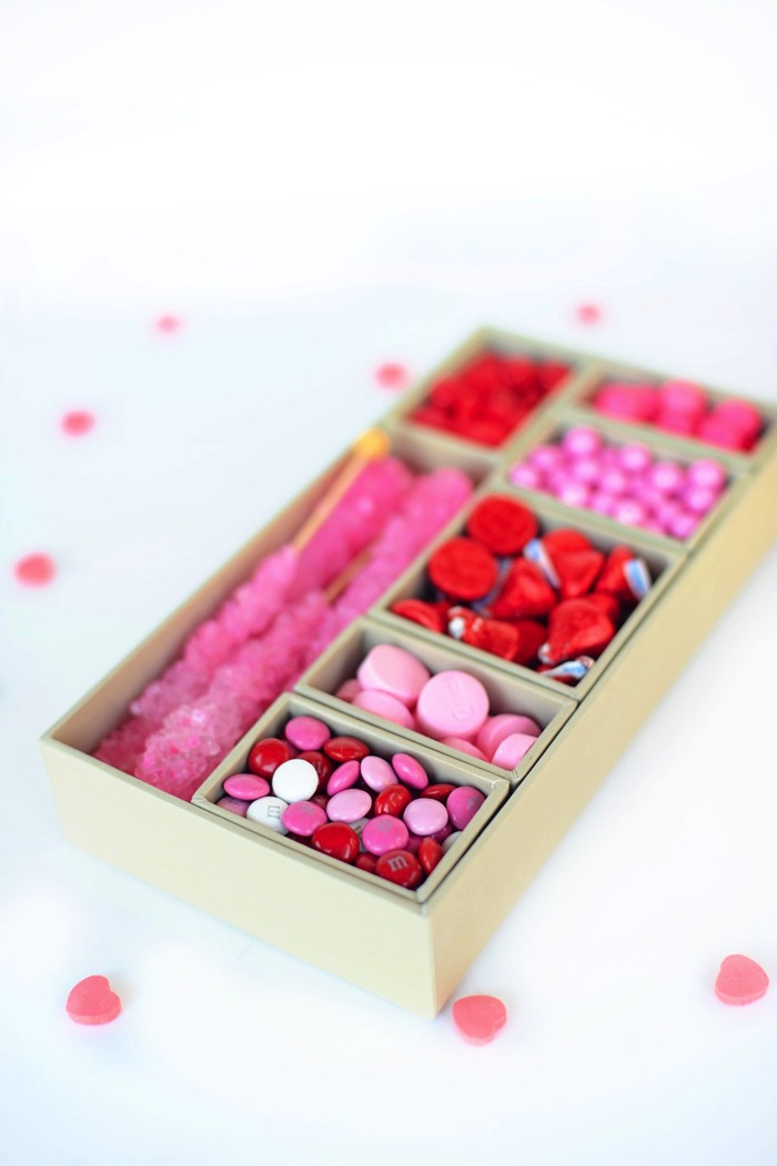 Valentines Paper Crafts Kids