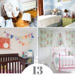 13 fun kid's room ideas