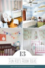 13 Fun Kid's Room Ideas