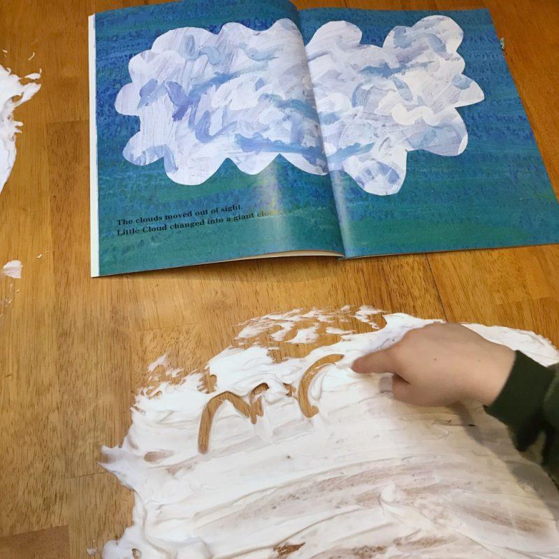 Shaving Foam Paint How To Make