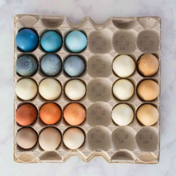 How To Dye Easter Eggs Naturally – The Ultimate Guide!