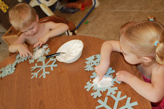 Fun shaving cream activities for kids
