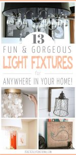 13 Gorgeous Light Fixture Ideas For Every Room In Your Home