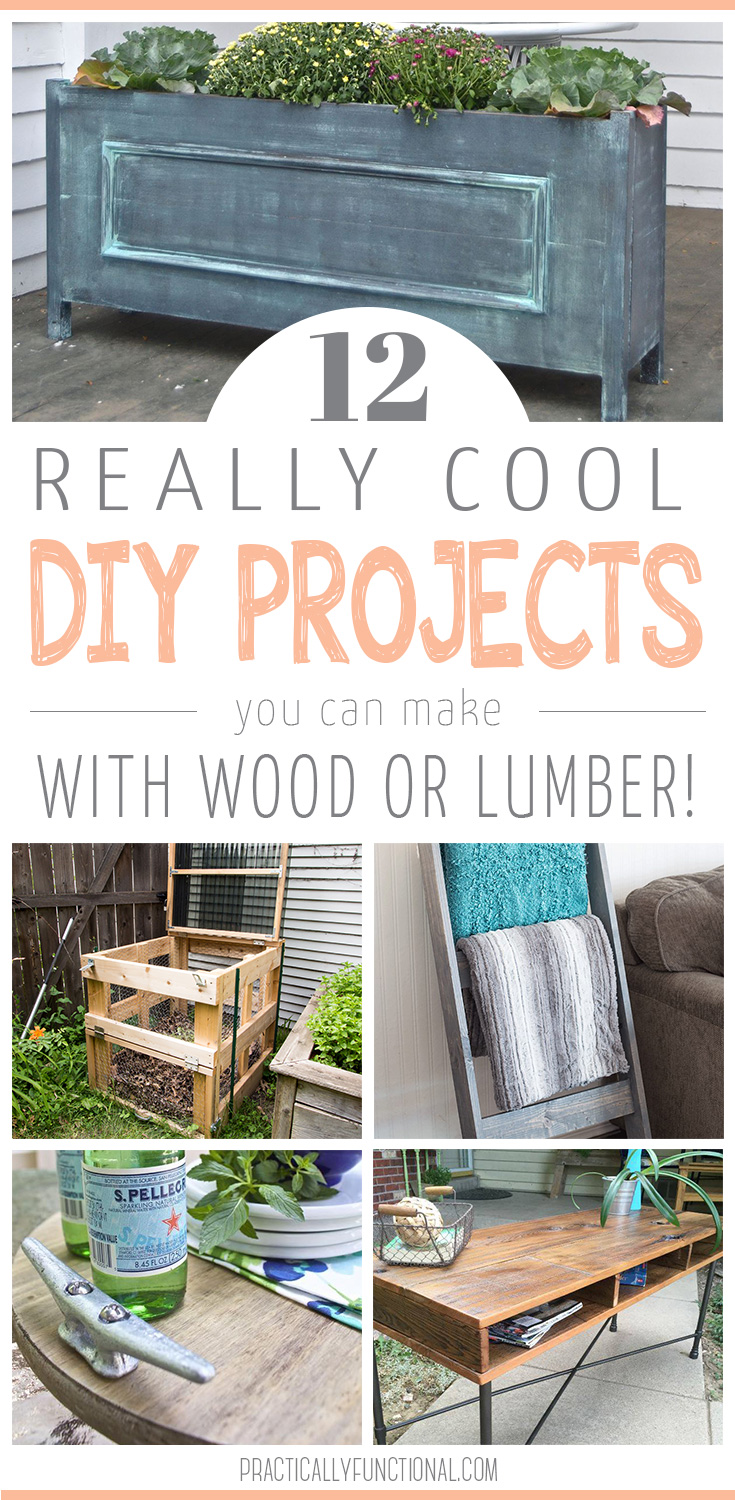 Free Diy Projects 12 Easy Diy Projects Using Wood