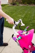 How To Make A DIY Stroller Handle Extender With PVC Pipe – 4 Ways!