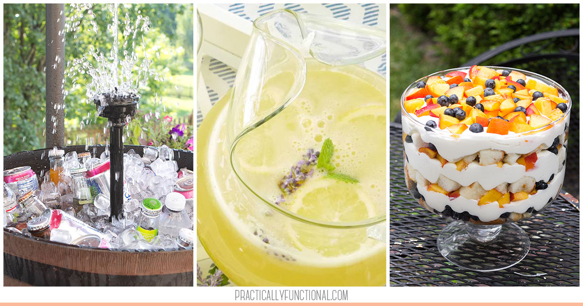 12 Awesome Summer Picnic Ideas