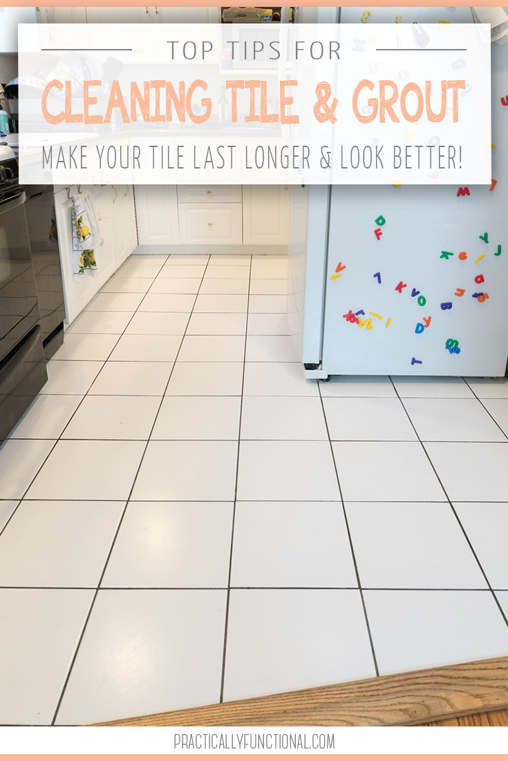 Kitchen Tile Cleaning Service