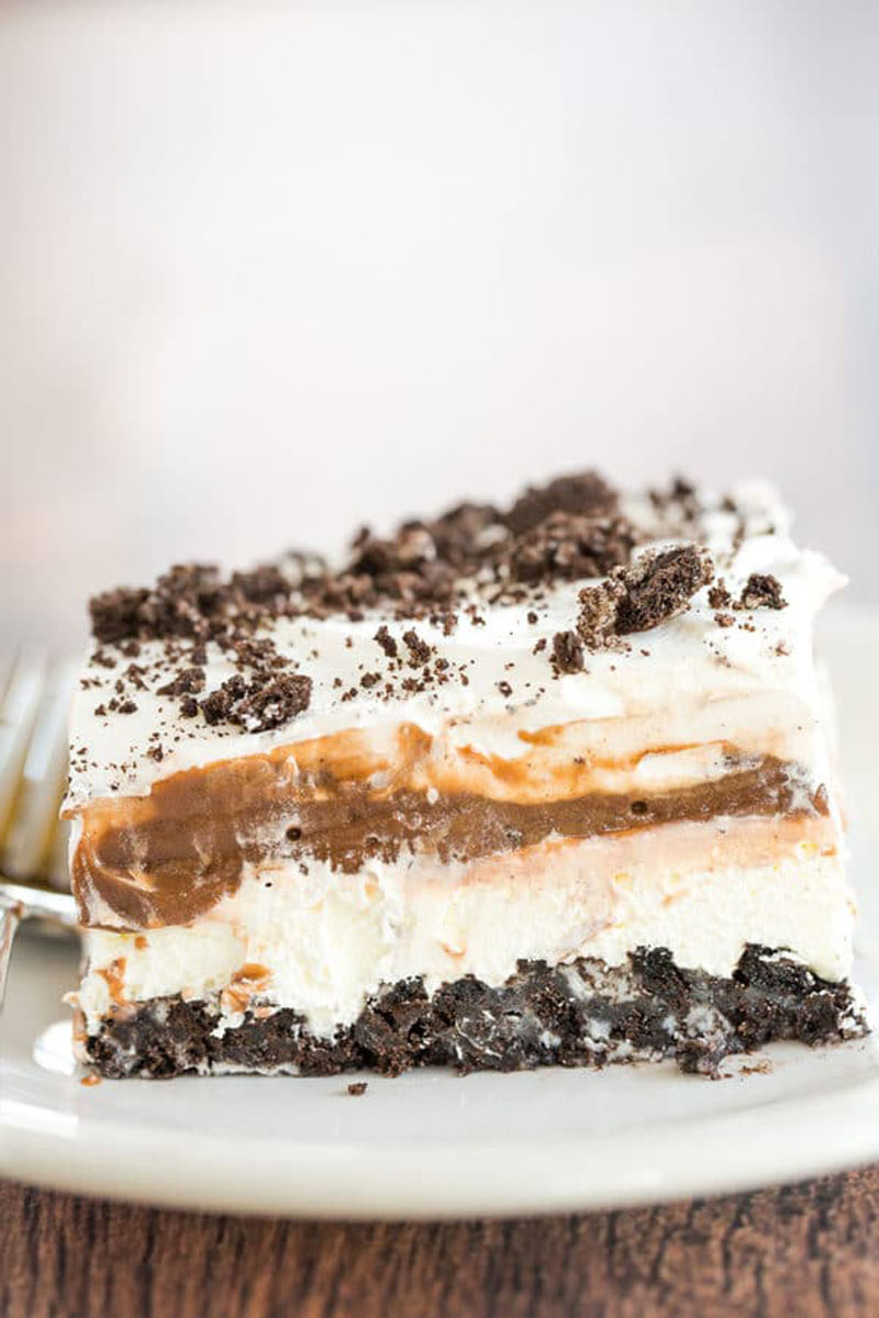 Oreo No Bake Cake Video