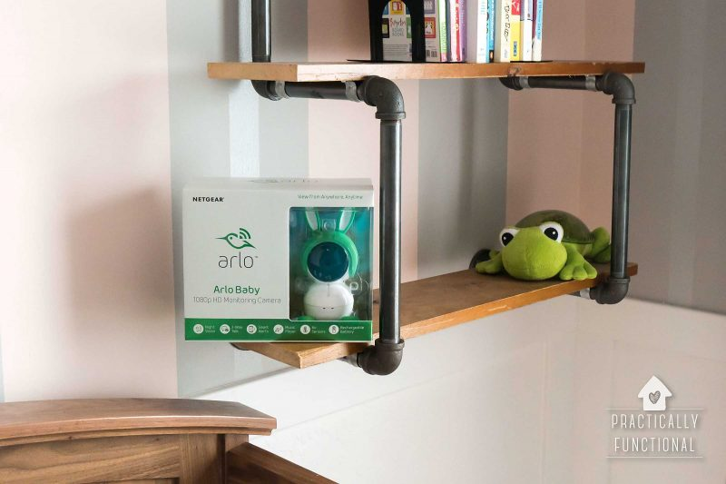 Arlo Baby monitoring camera video monitor review