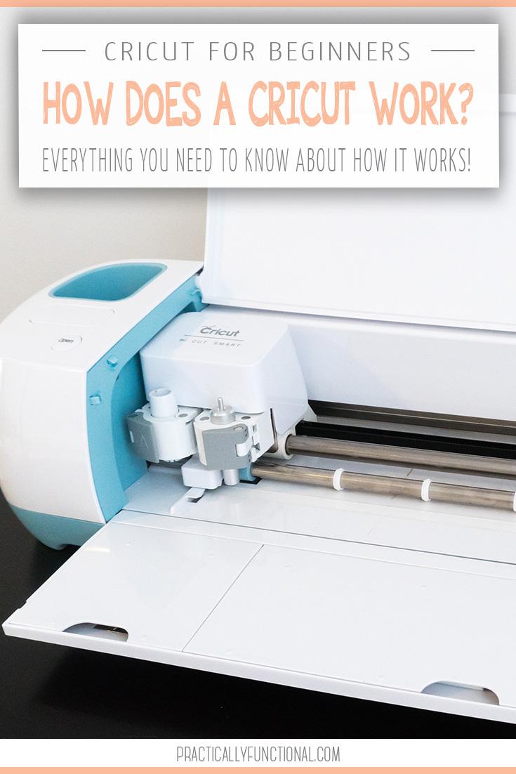 how does a cricut machine work