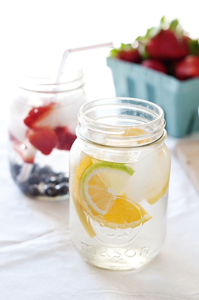 Aguas Frescas Fruit Water