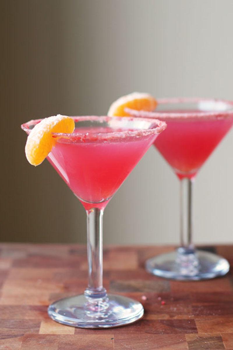 Healthy Alcoholic Drinks Vodka