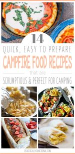 14 Easy Campfire Food Recipes