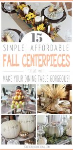 15 Gorgeous Fall Centerpieces