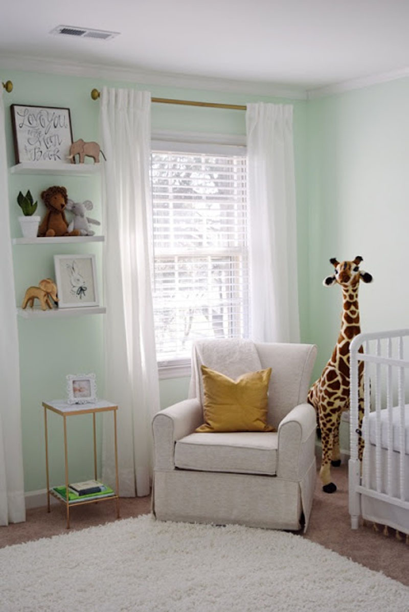 Personalized Baby Room Decor
