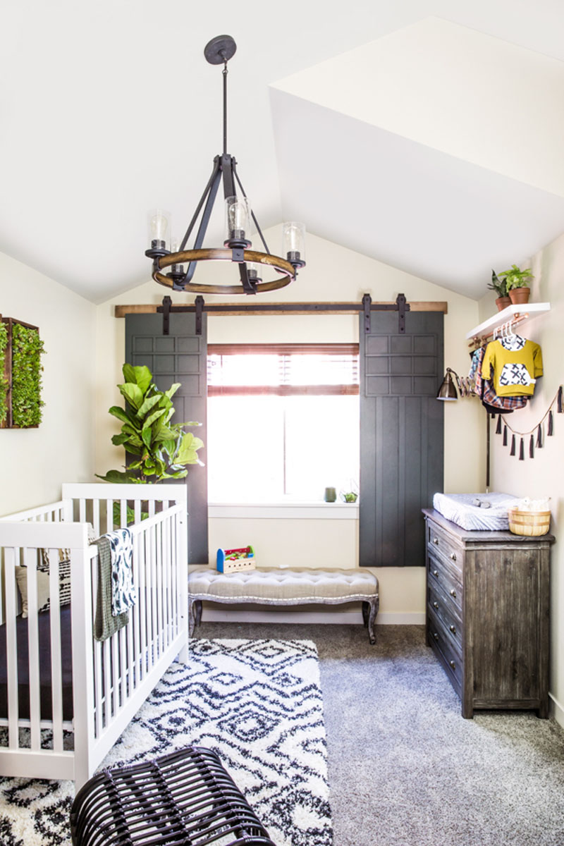 pacific northwest style nursery