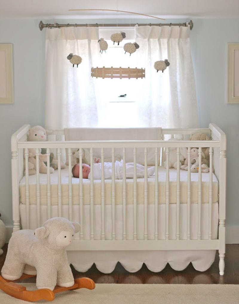 Soft and cuddly nursery