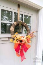How To Make A Simple Wreath – Step By Step In Under Ten Minutes