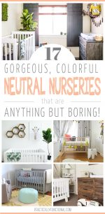 17 Gender Neutral Nursery Ideas