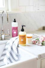 FREE Mrs. Meyer's Fall Scents Trio & Dish Brush From Grove Collaborative!