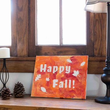 Fall Crafts Projects And Recipes