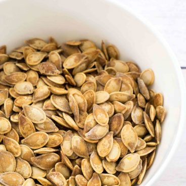How to make perfect roasted pumpkin seeds