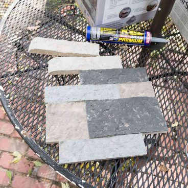 How to update the foundation wall with AirStone