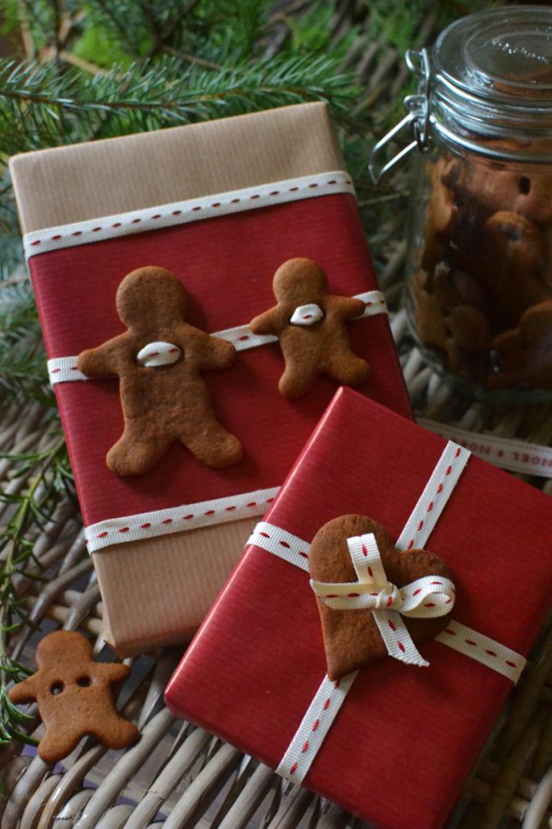 edible gift wrap idea