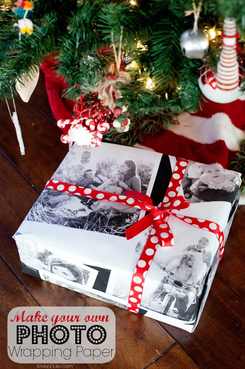 20 creative gift wrapping ideas for christmas for Unique ideas for christmas gifts