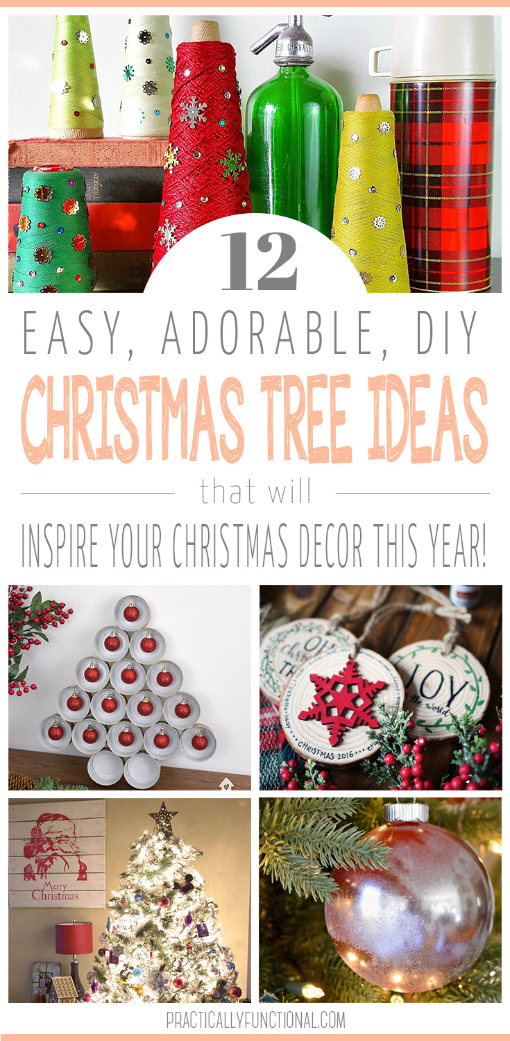 12 Awesome Christmas Tree Ideas