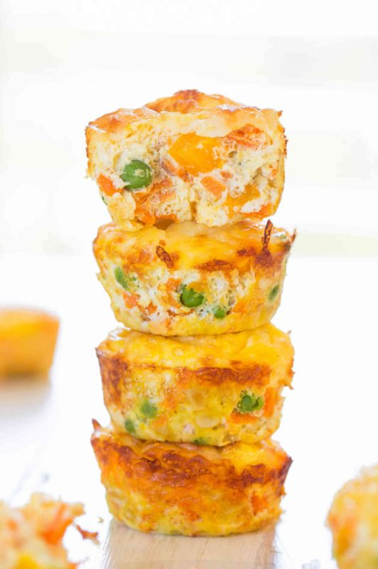 make ahead egg muffins