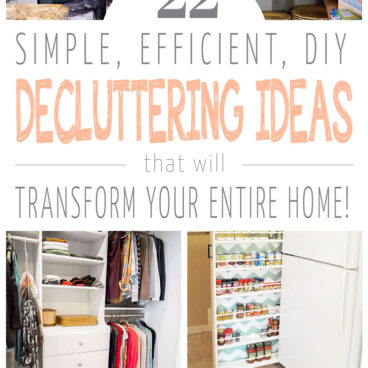 22 Ways to Declutter Your Home