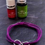 5-Minute DIY Essential Oil Bracelet