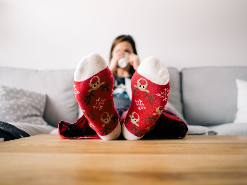 How to survive winter break with kids