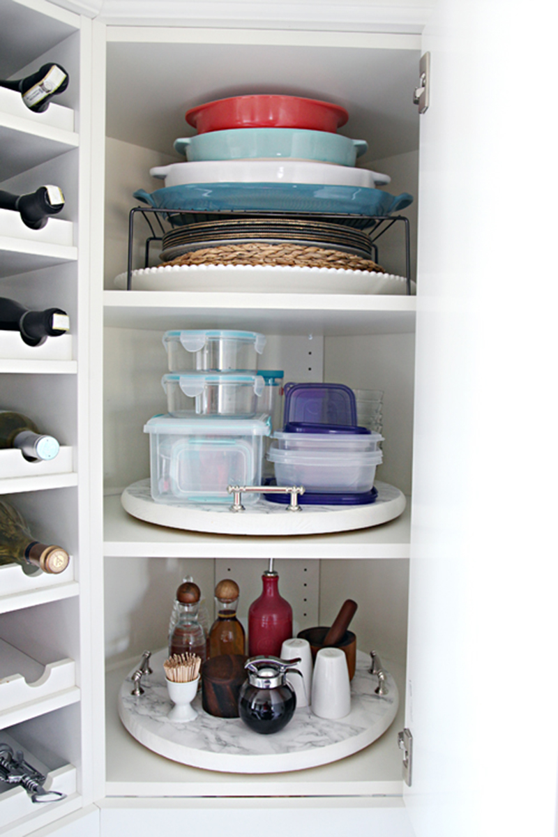 organize kitchen cabinet 22 simple ways to declutter your home 1240