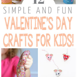 12 simple and fun Valentine's Day crafts for kids