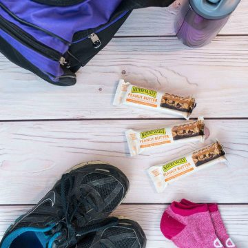 gym bag essentials for busy moms