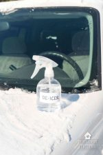Homemade Windshield De-Icer Spray