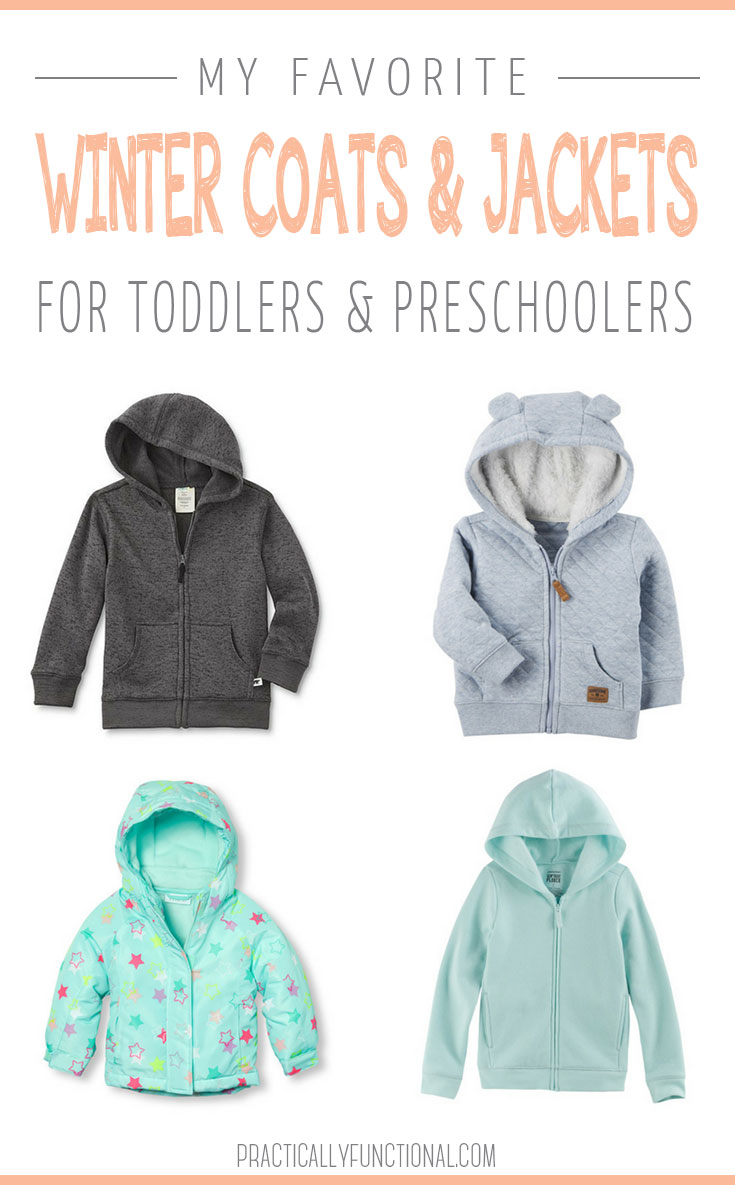 f399a3bfc2c7 My Favorite Winter Coats for Toddlers and Preschoolers