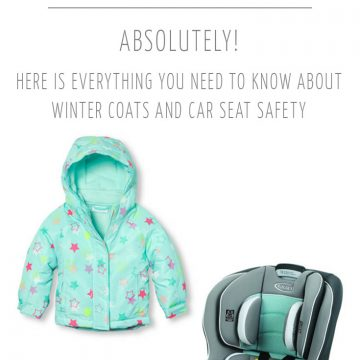 Coats And Car Seats How to Stay Safe AND Warm