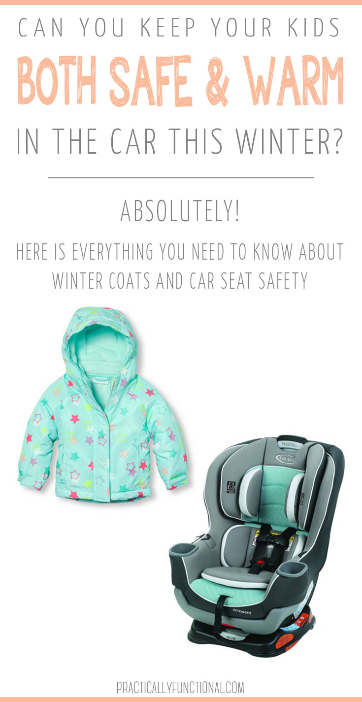 Coats And Car Seats: How To Keep Safe AND Warm!
