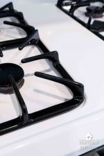 The Absolute Easiest Way To Clean Stove Top Grates!